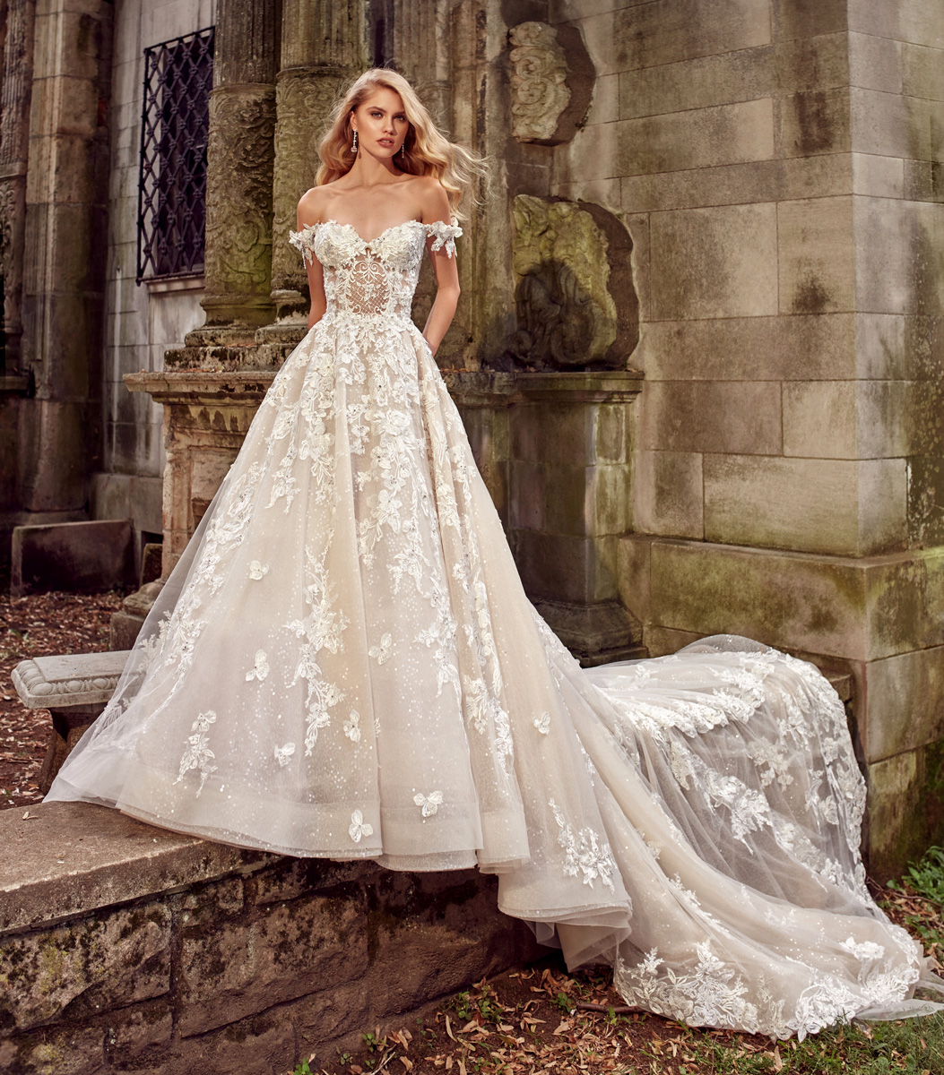 Wedding Gown Trends: Bridal Gowns By Amalia Carrara