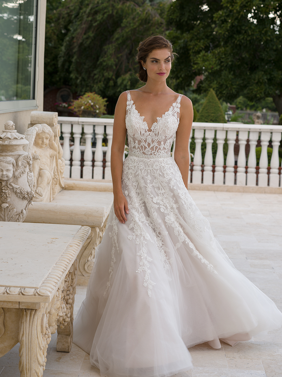 Bridal gowns by eve of milady boutique wedding dresses style 1556 style 1556 junglespirit Choice Image