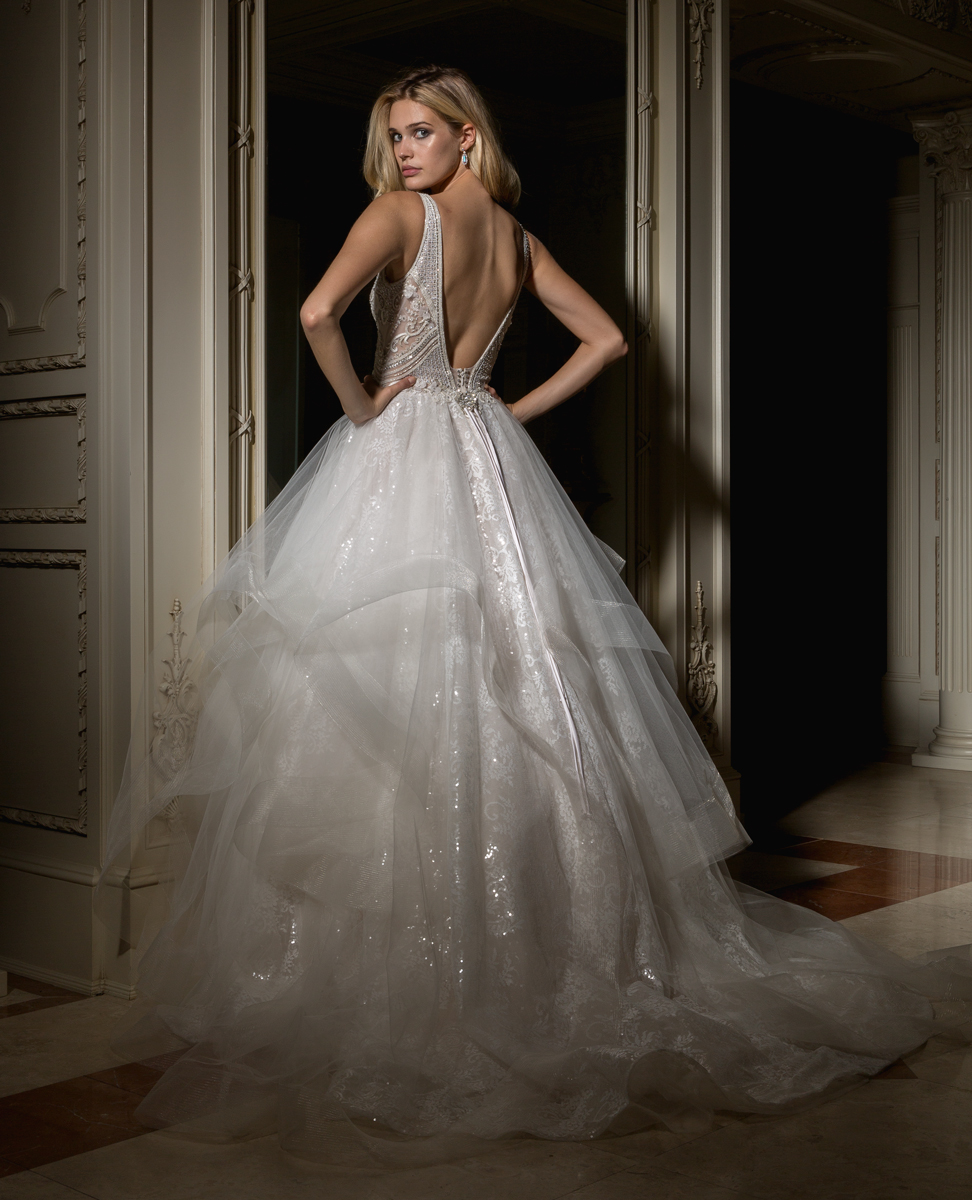 Bridal Gowns by Eve of Milady - Boutique wedding dresses Style 1583