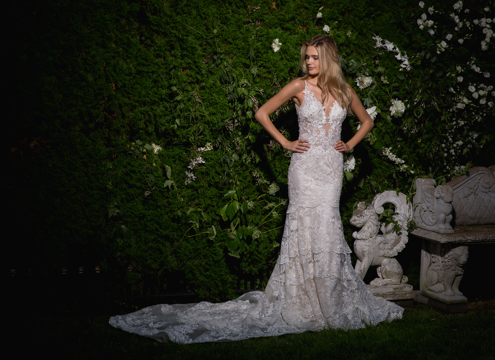 8c8838d3ac0 Bridal Gowns by Eve of Milady - Boutique wedding dresses Style 1584