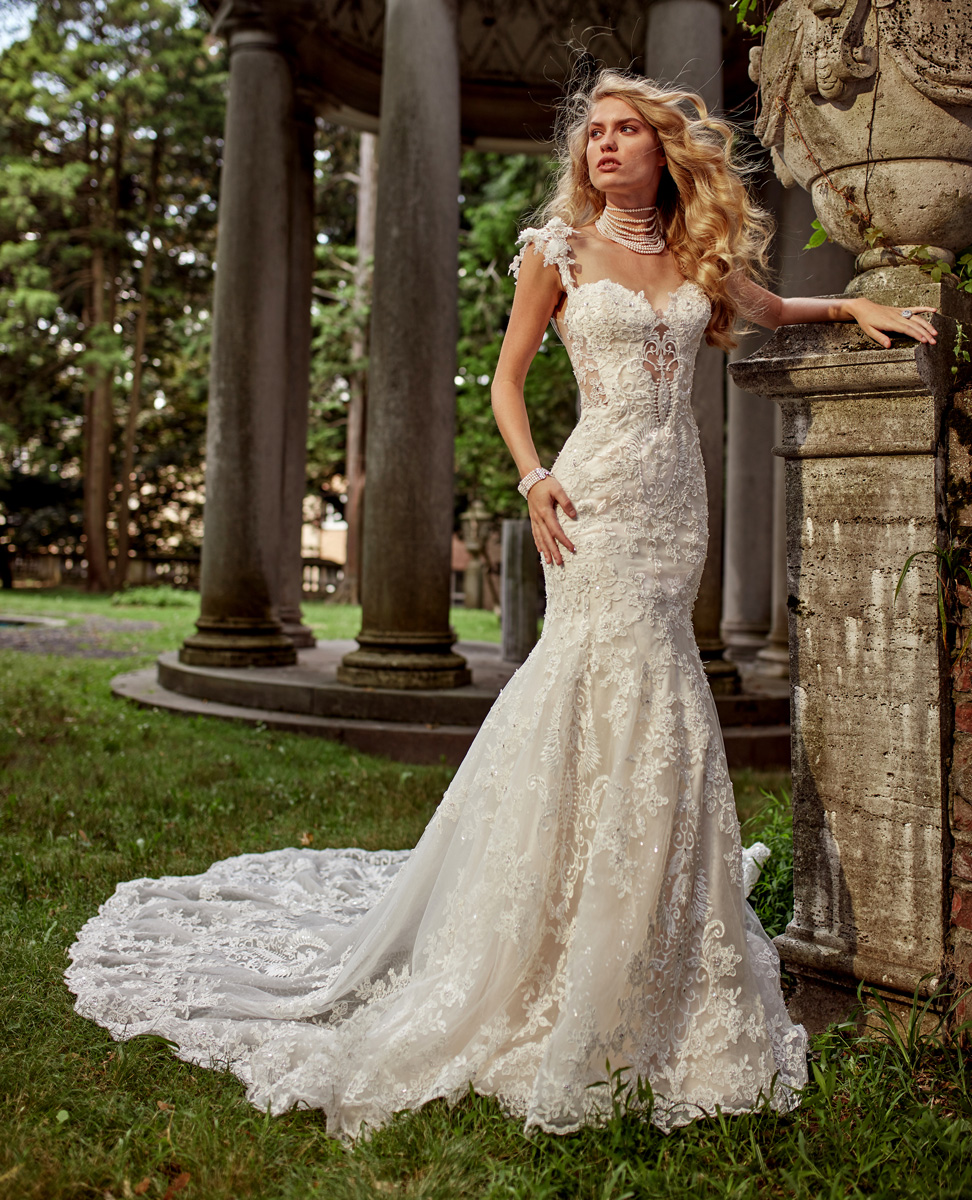 26ea08c0b54 Bridal Gowns by Eve of Milady - Boutique wedding dresses Style 1605