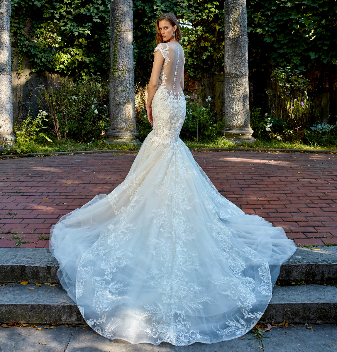 Bridal Gowns by Eve of Milady - Boutique wedding dresses Style 1614