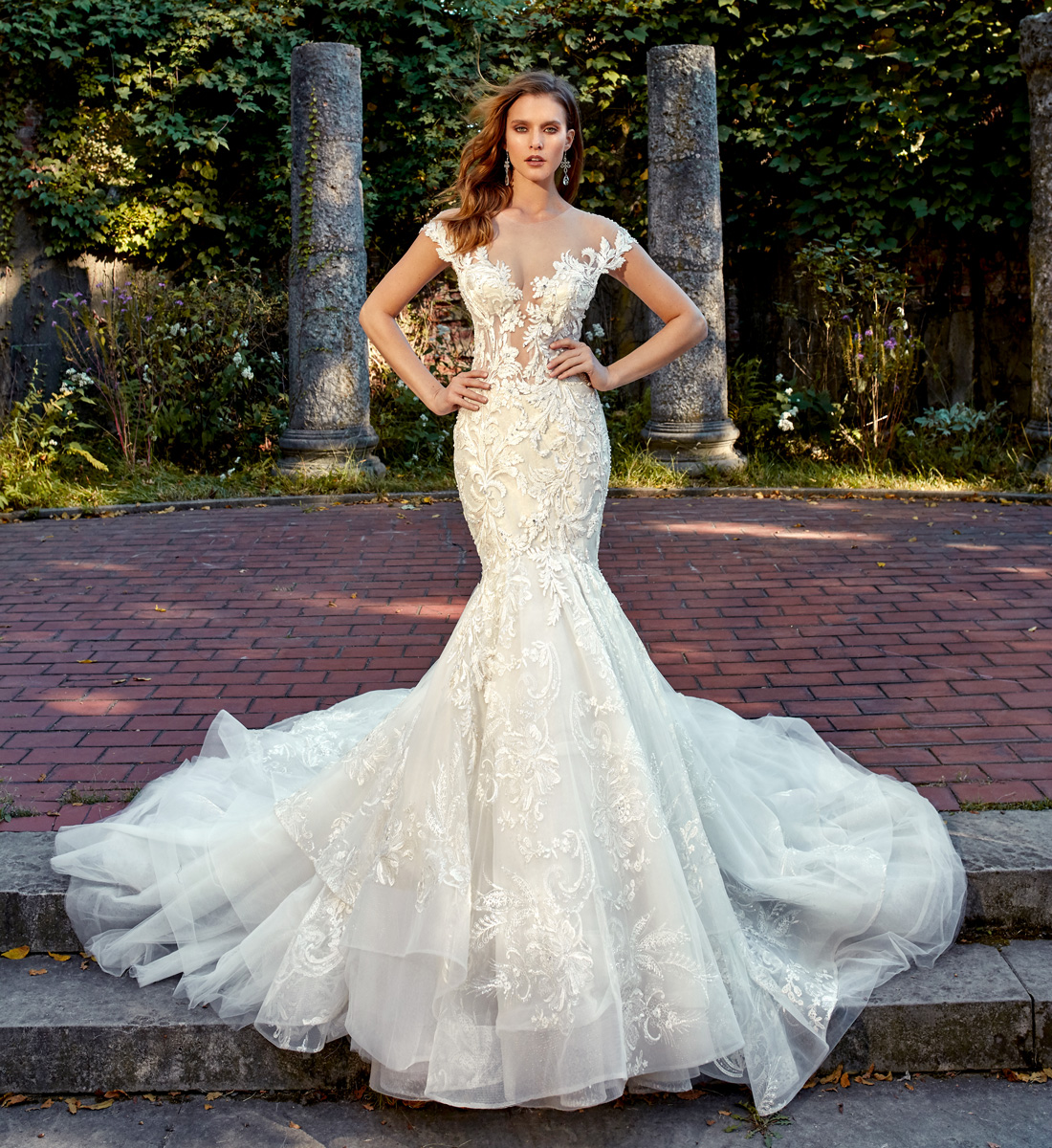 6d2bcc7566c Bridal Gowns by Eve of Milady - Boutique wedding dresses Style 1614