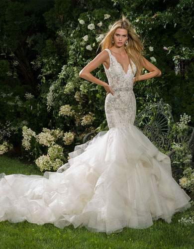 Wedding Dresses Boutique Collection   Eve of Milady