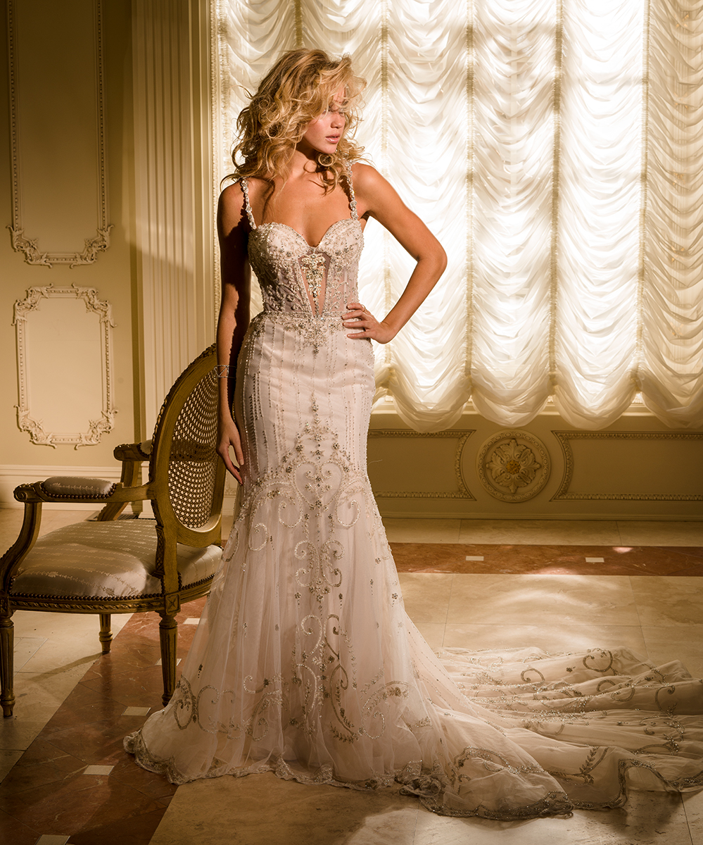 Bridal Gowns By Eve Of Milady