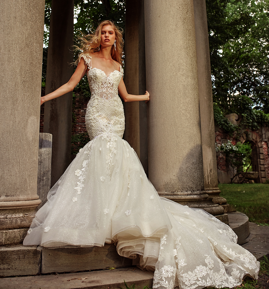 Couture Designer Wedding Gowns: Bridal Gowns By Eve Of Milady
