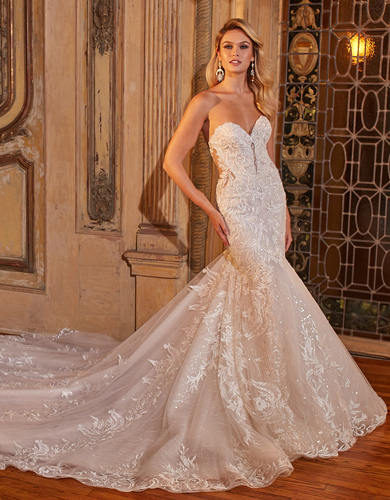 22f89d353a42 Bridals Gown Couture Collection | Eve of Milady