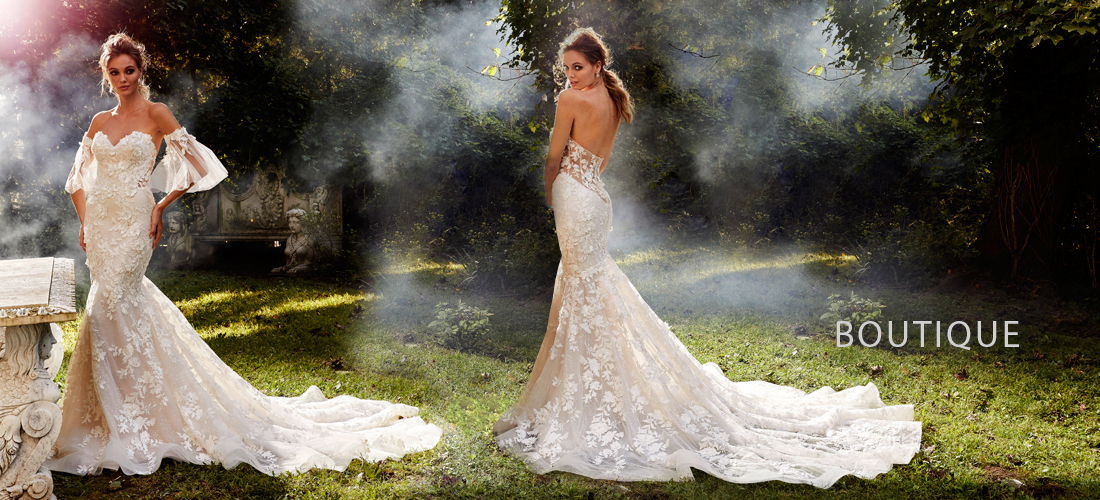 74d658c26305 Bridal Gowns, Wedding Dresses by Eve of Milady